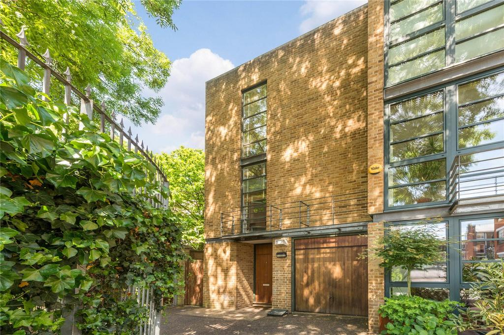 3 Bedrooms End Of Terrace House for sale in Carysfort Road, Stoke Newington, London
