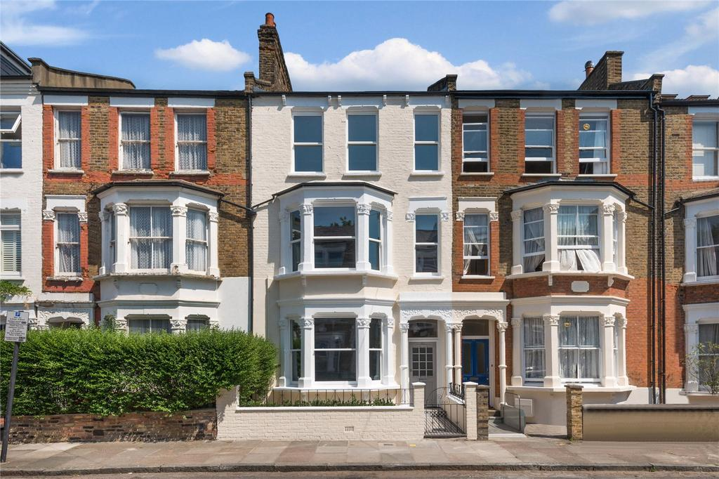 5 Bedrooms Terraced House for sale in Kelvin Road, Highbury, London