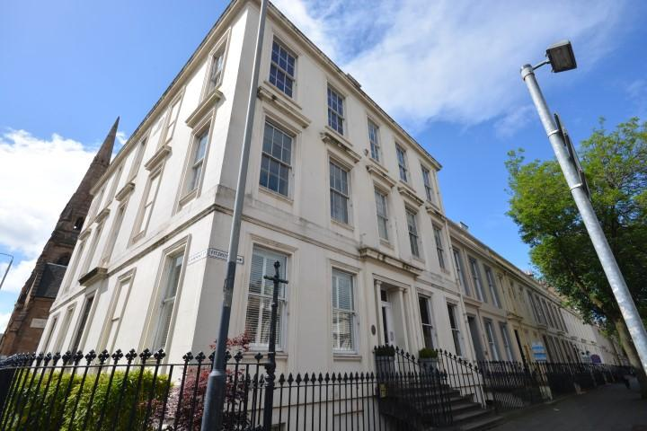3 Bedrooms Duplex Flat for sale in 1 Fitzroy Place, Finnieston, G3 7RH