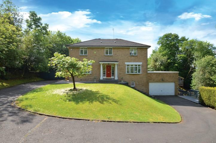 4 Bedrooms Detached House for sale in Collingwood, 3 Bank Avenue, Milngavie, G62 8NG
