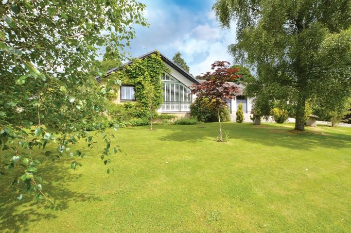3 Bedrooms Detached Bungalow for sale in 9 Castle Gardens, Drymen, G63 0HT