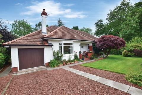 5 bedroom detached bungalow for sale - 34 Campsie Drive, Milngavie, G62 8HY