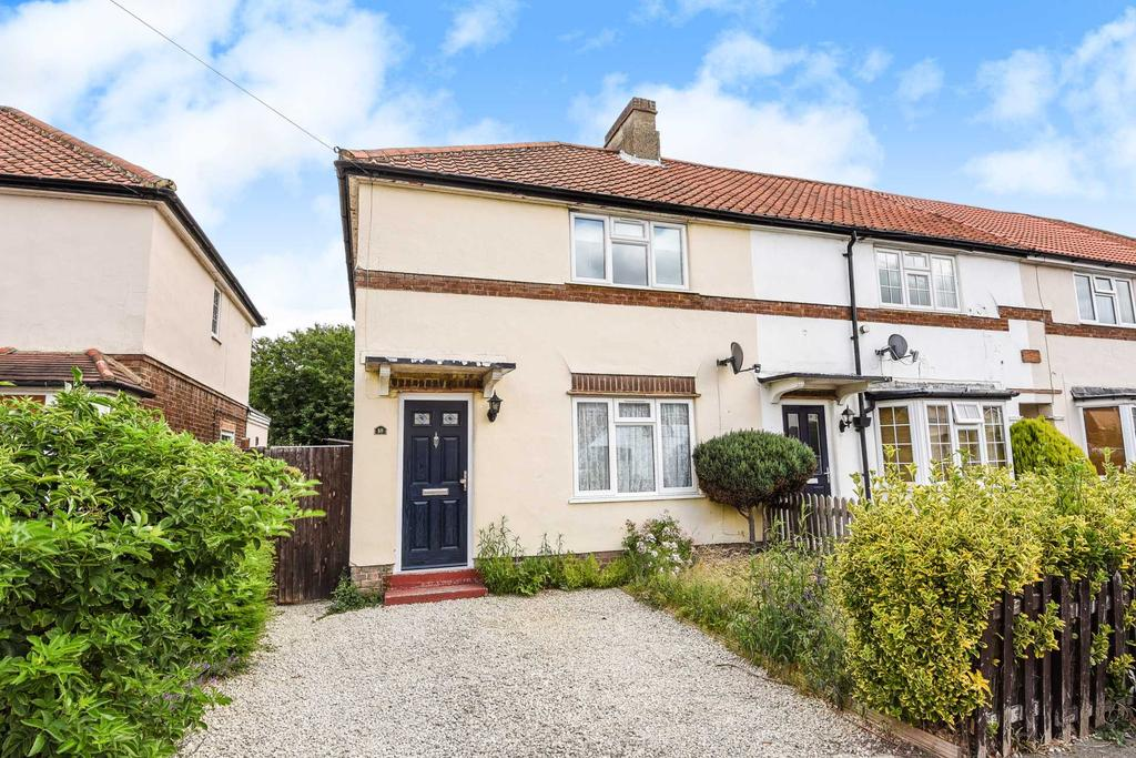 3 Bedrooms End Of Terrace House for sale in LONGFORD ROAD, TWICKENHAM