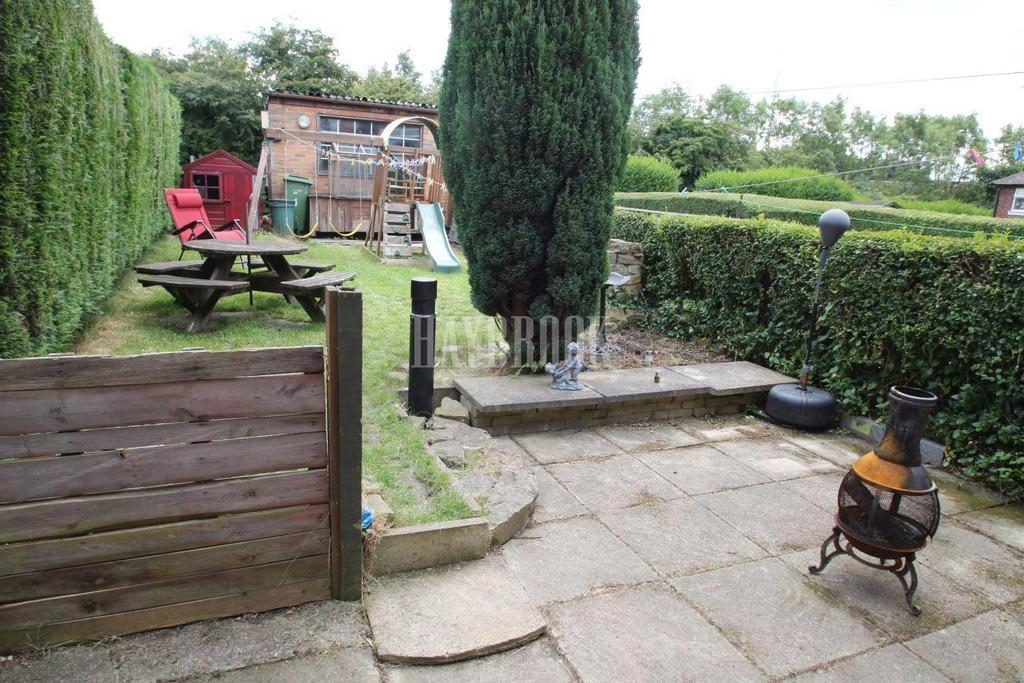 3 Bedrooms Terraced House for sale in Larch Hill, Handsworth, S9