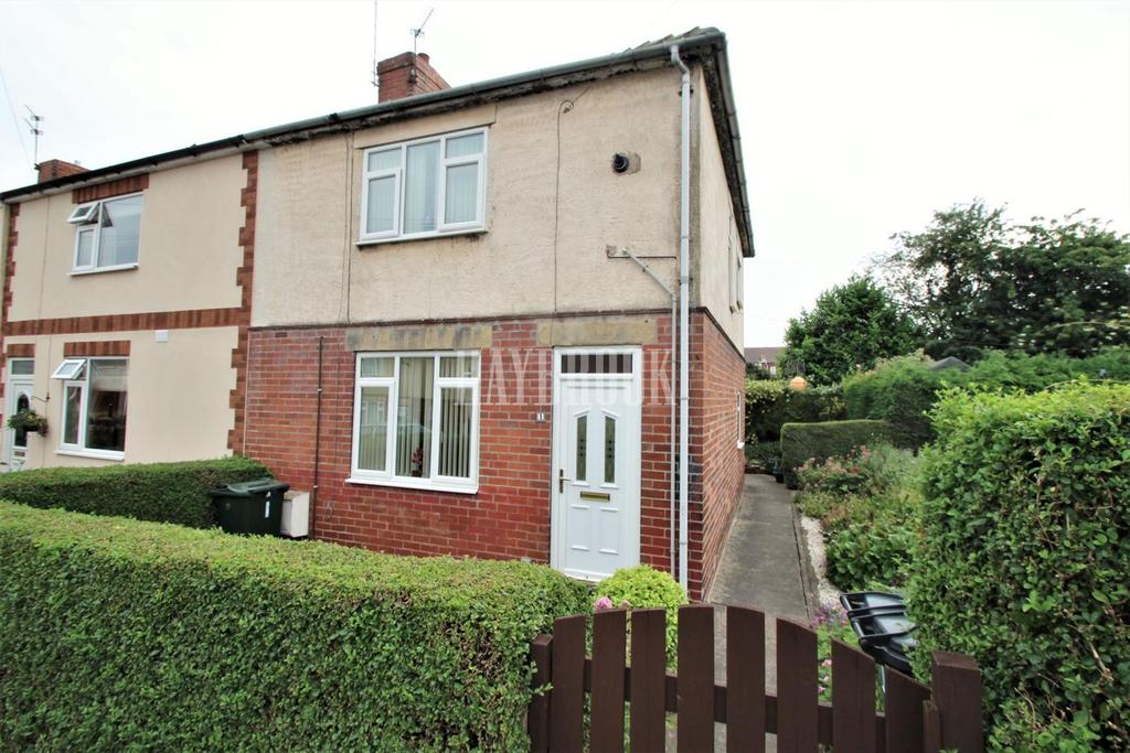 3 Bedrooms End Of Terrace House for sale in Dryden Road, Mexborough