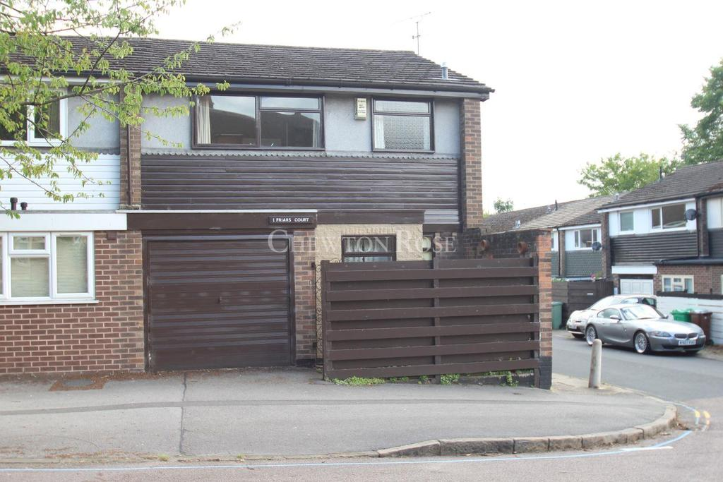 3 Bedrooms Semi Detached House for sale in The Park, Nottingham, Nottinghamshire