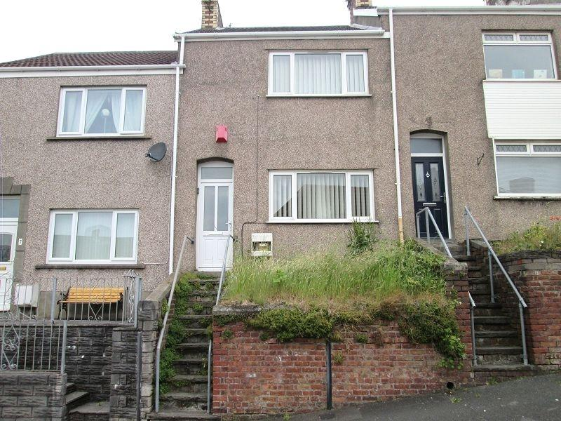 3 Bedrooms Terraced House for sale in Reginald Street, Port Tennant, Swansea, City And County of Swansea.
