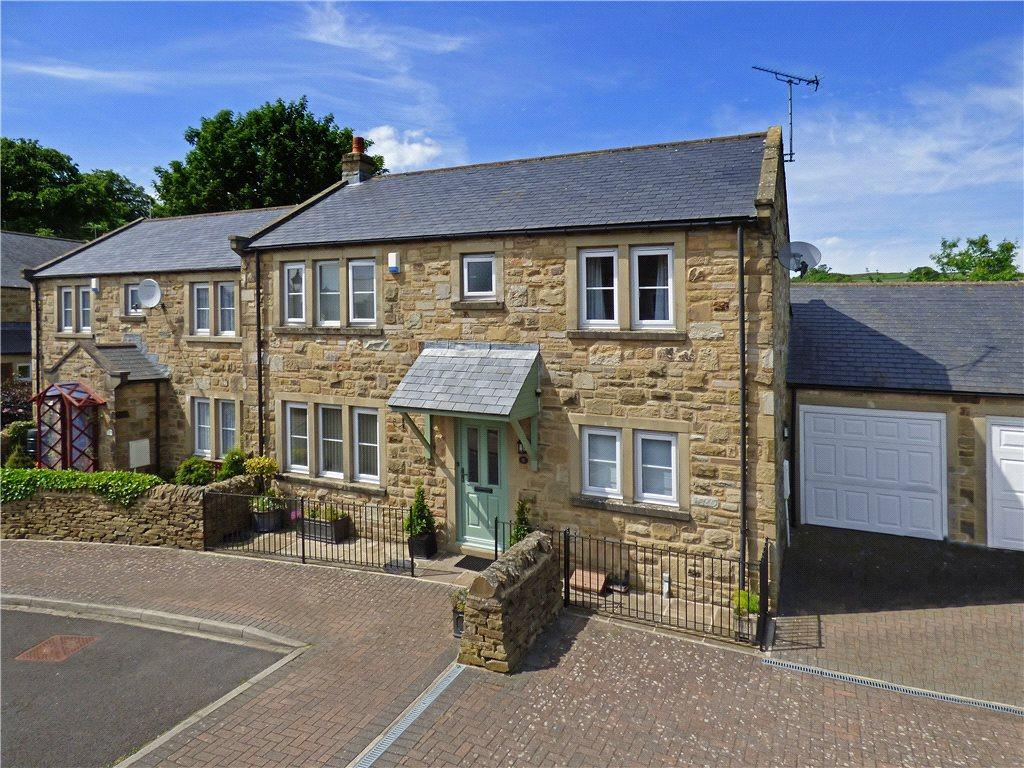 3 Bedrooms Semi Detached House for sale in Hartley Green, Long Preston, Skipton, North Yorkshire