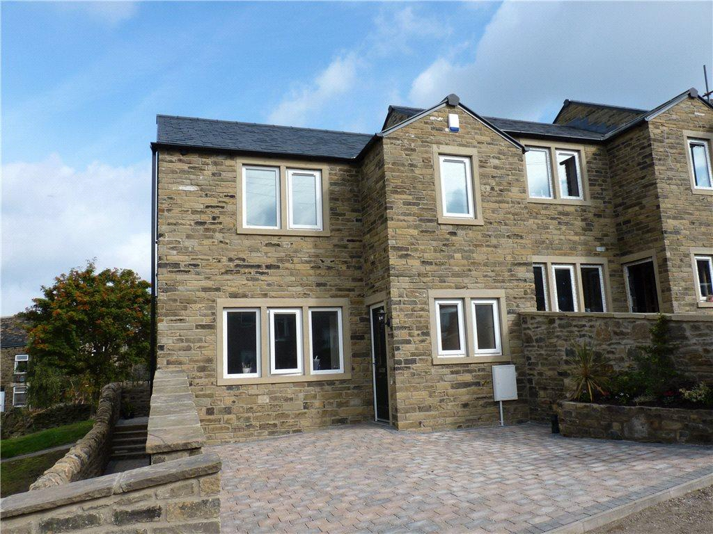 3 Bedrooms End Of Terrace House for sale in Cliff Street, Haworth, Keighley, West Yorkshire
