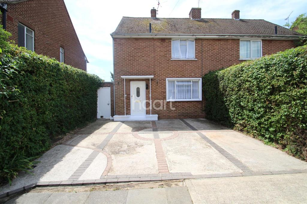 3 Bedrooms Semi Detached House for sale in Woodhall Road