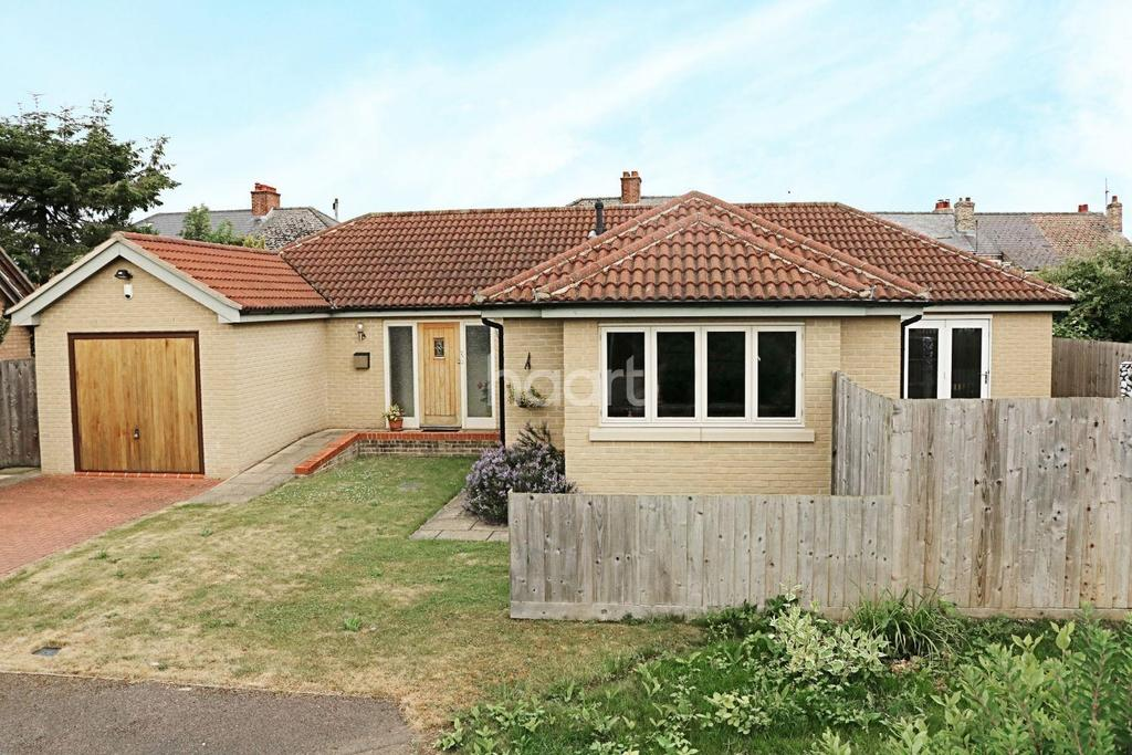 3 Bedrooms Bungalow for sale in Camps Close, Waterbeach