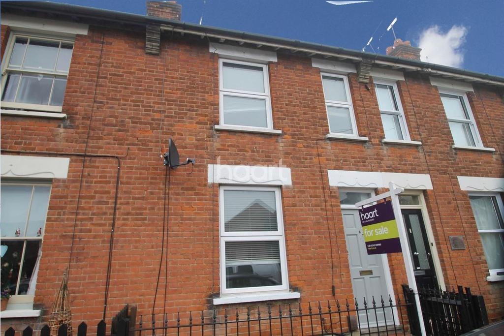 3 Bedrooms Terraced House for sale in Grove Road, Chelmsford