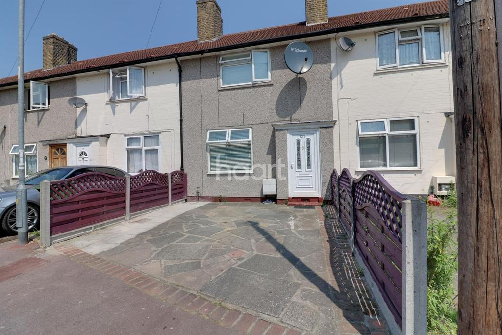 2 Bedrooms Terraced House for sale in Armstead Walk