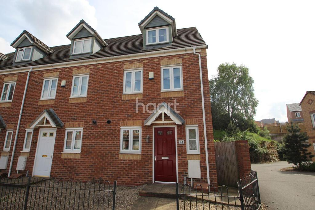 3 Bedrooms Terraced House for sale in Mehdi Road, Oldbury