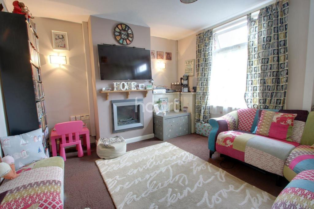 2 Bedrooms Terraced House for sale in Washdyke Lane, Hucknall