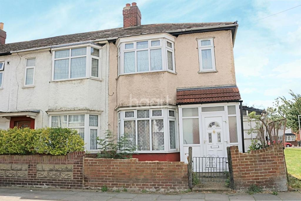 3 Bedrooms End Of Terrace House for sale in Varley Road, Royal Docks