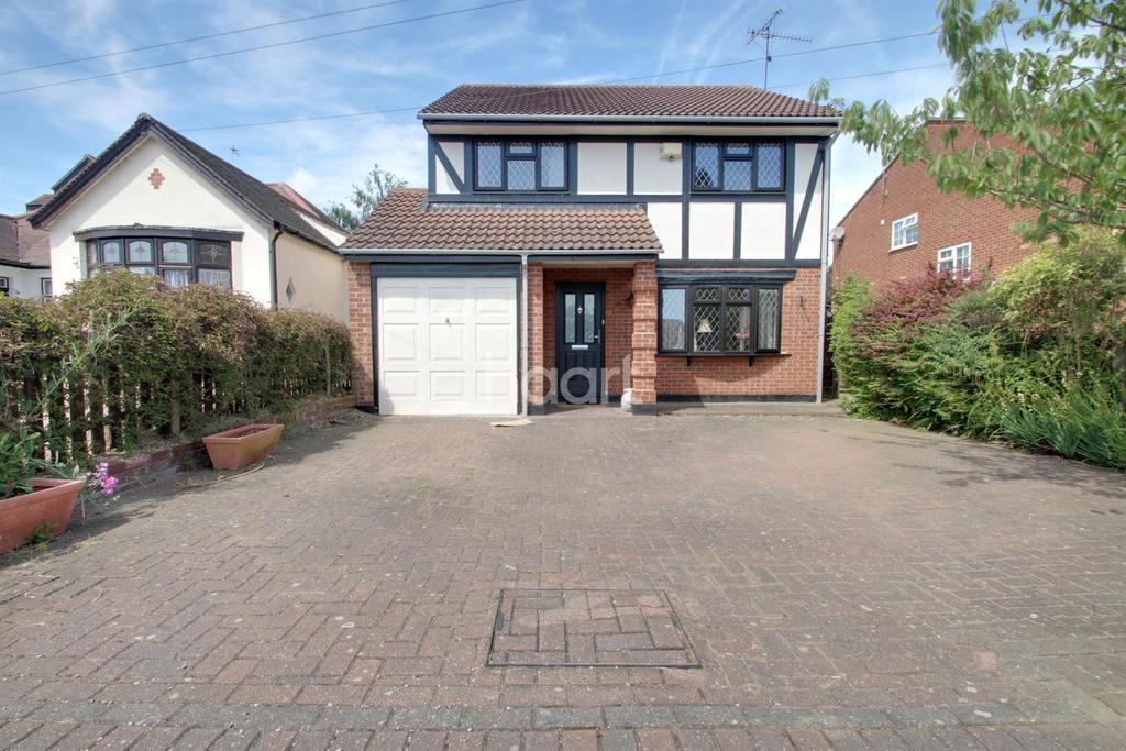 3 Bedrooms Detached House for sale in Eastbourne Grove