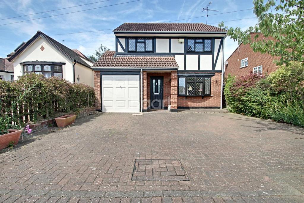 4 Bedrooms Detached House for sale in Eastbourne Grove
