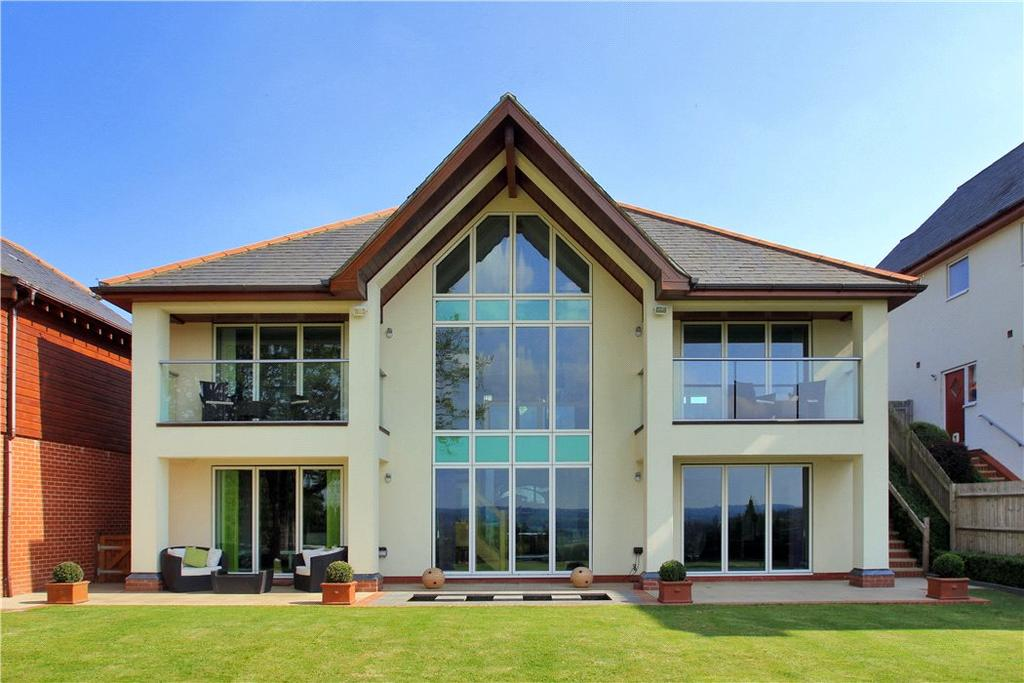 4 Bedrooms Detached House for sale in The Old Orchard, Burwash, Etchingham, East Sussex, TN19