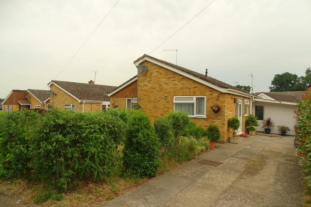 3 Bedrooms Detached Bungalow for sale in Forest Close, Brandon