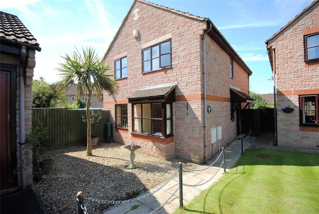 4 Bedrooms Detached House for sale in Cross Farm Road, Draycott, Cheddar, Somerset, BS27