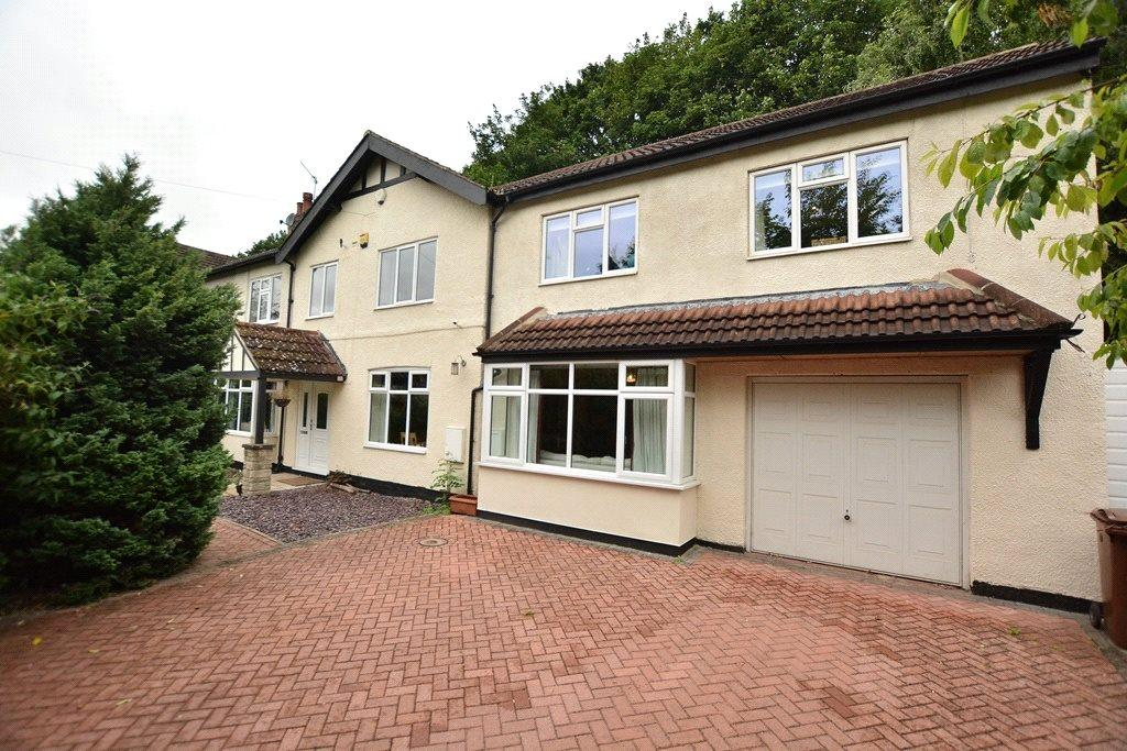 5 Bedrooms Semi Detached House for sale in Hawksworth Road, Horsforth, Leeds, West Yorkshire