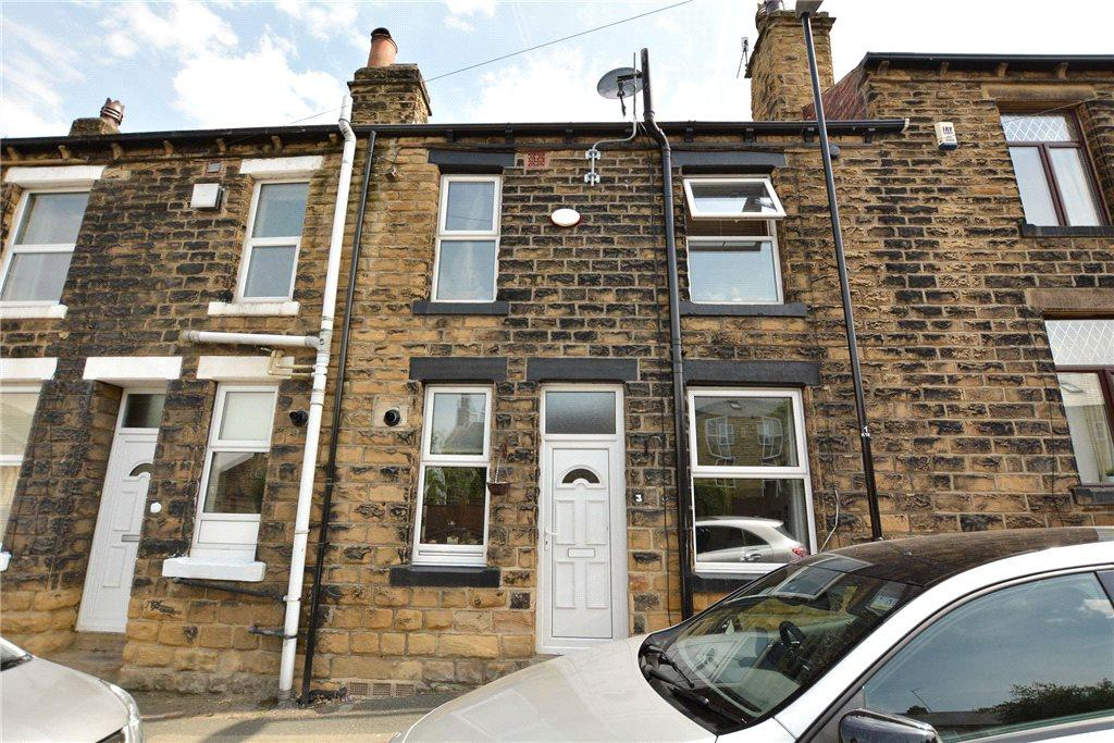 2 Bedrooms Terraced House for sale in Kirkham Street, Rodley, Leeds, West Yorkshire