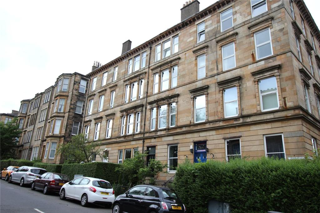 3 Bedrooms Apartment Flat for sale in 2/2, Clouston Street, North Kelvinside, Glasgow