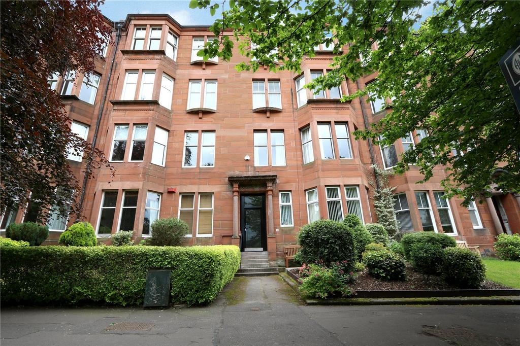 2 Bedrooms Apartment Flat for sale in 1/2, Woodcroft Avenue, Broomhill, Glasgow