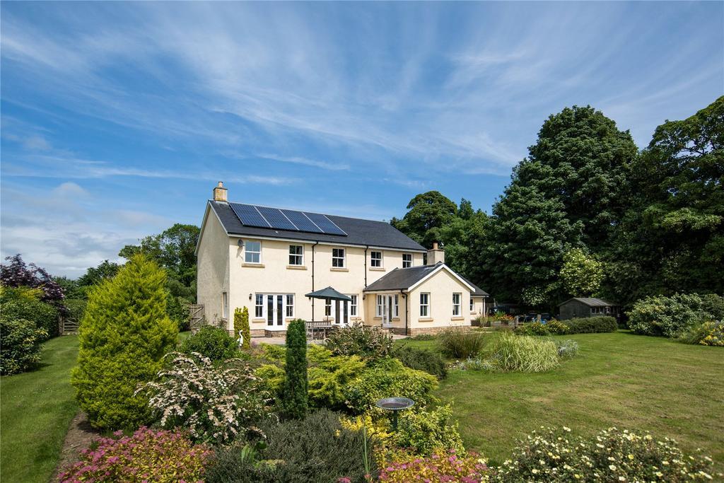4 Bedrooms Detached House for sale in Haredean, West Foulden, Berwick-upon-Tweed, Berwickshire