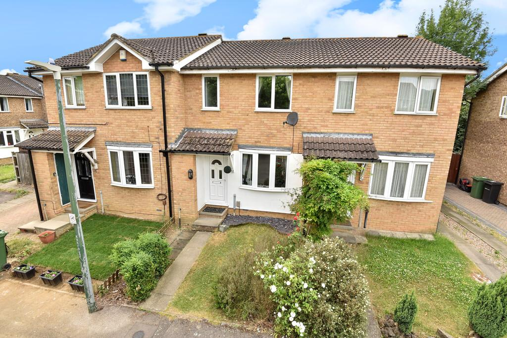 2 Bedrooms Terraced House for sale in Sheridan Close, Maidstone