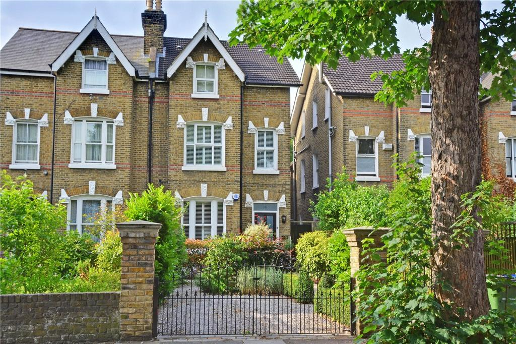 3 Bedrooms Maisonette Flat for sale in St. Johns Park, Blackheath, London, SE3