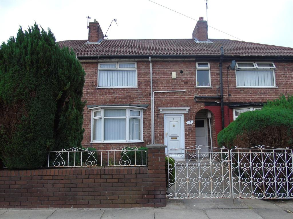 3 Bedrooms Terraced House for sale in Formosa Road, Fazakerley, Liverpool, L10