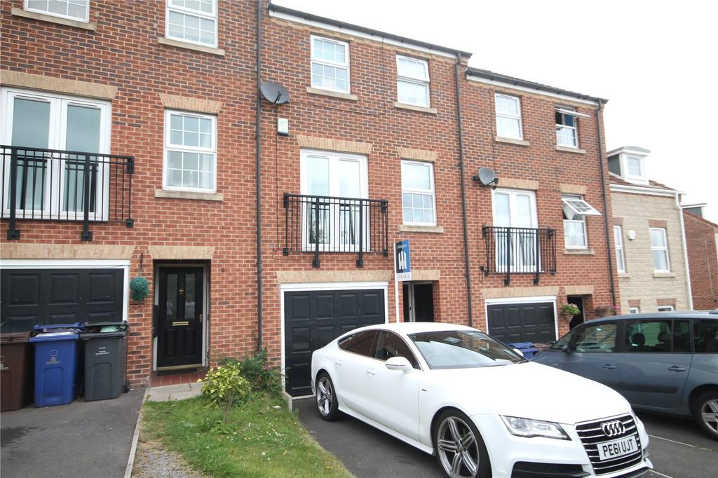 4 Bedrooms Terraced House for sale in Redhill Avenue, Kendray, Barnsley, S70