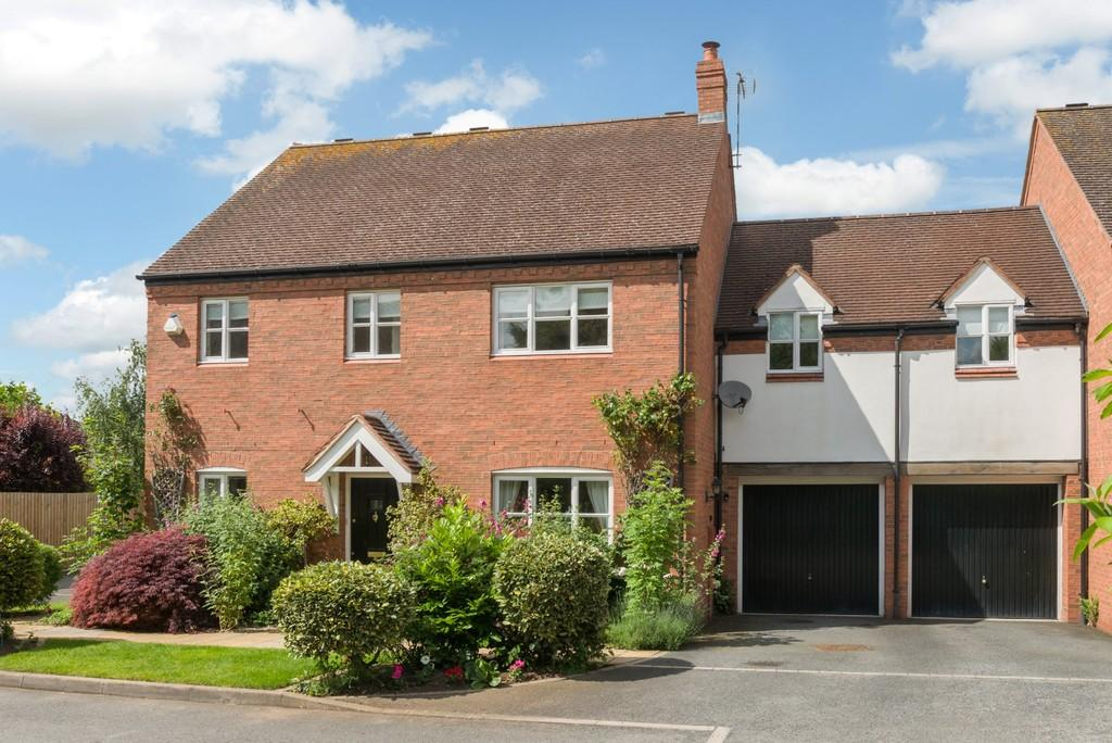4 Bedrooms Detached House for sale in Chapel Close, Welford On Avon