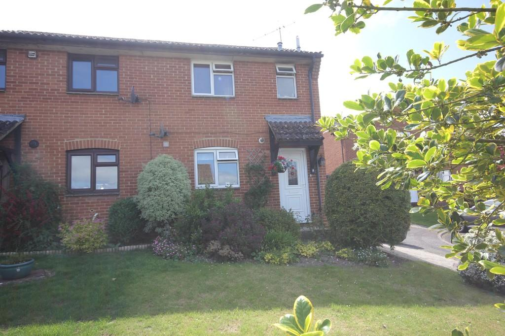 2 Bedrooms Semi Detached House for sale in WRENSCROFT, SALISBURY, WILTSHIRE, SP2 7ET