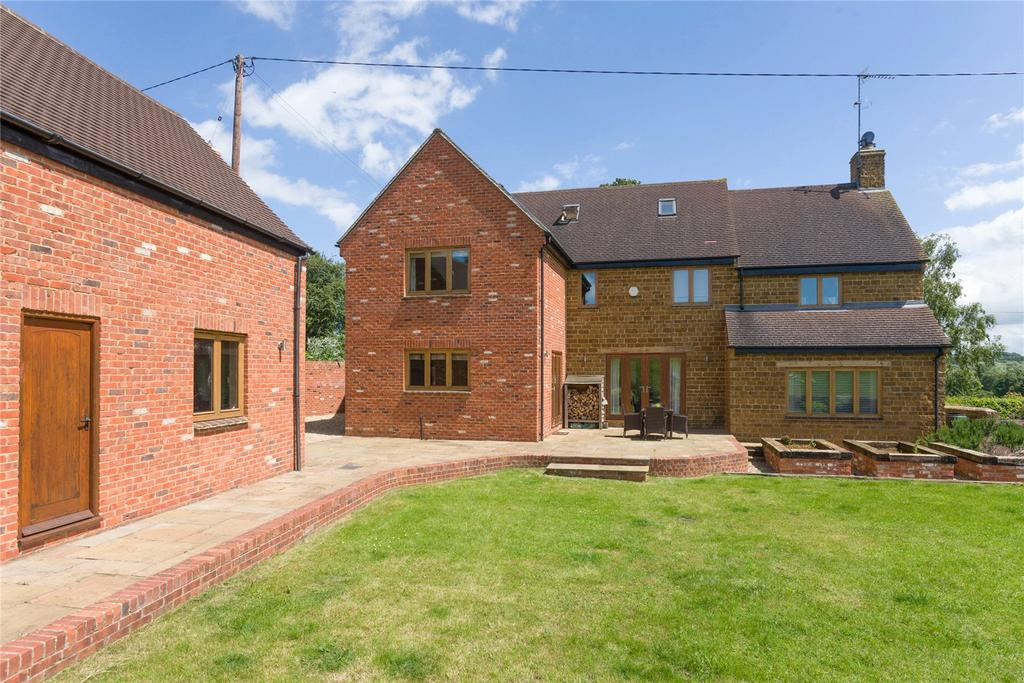 5 Bedrooms Detached House for sale in North Newington, Banbury, Oxfordshire