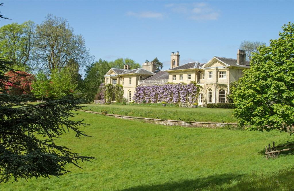 9 Bedrooms Country House Character Property for sale in Bramshaw, Lyndhurst, Hampshire