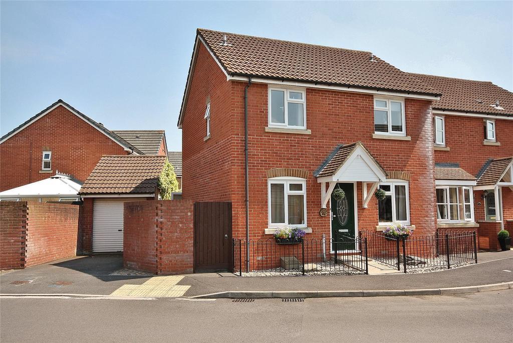 3 Bedrooms House for sale in Adams Meadow, Ilminster, Somerset, TA19