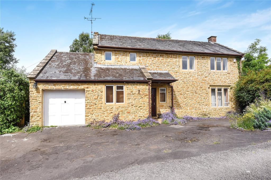 4 Bedrooms House for sale in Houndstone Court, Brympton, Yeovil, Somerset, BA22