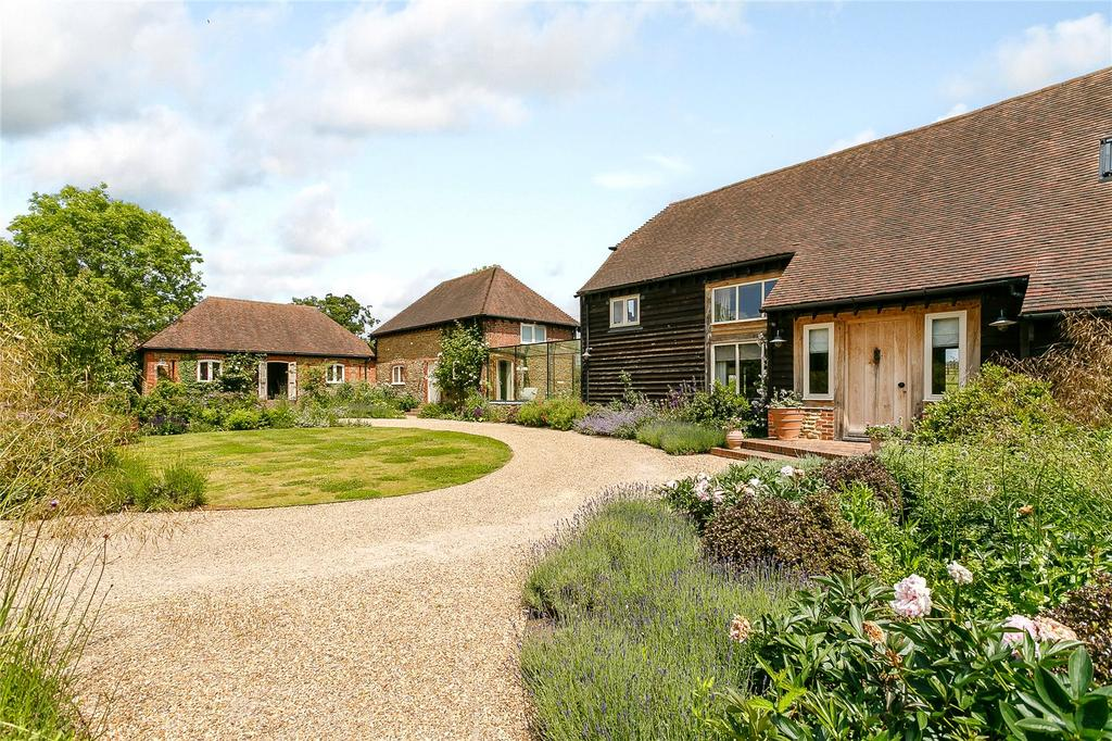 6 Bedrooms Detached House for sale in The Street, Shackleford, Godalming, Surrey, GU8