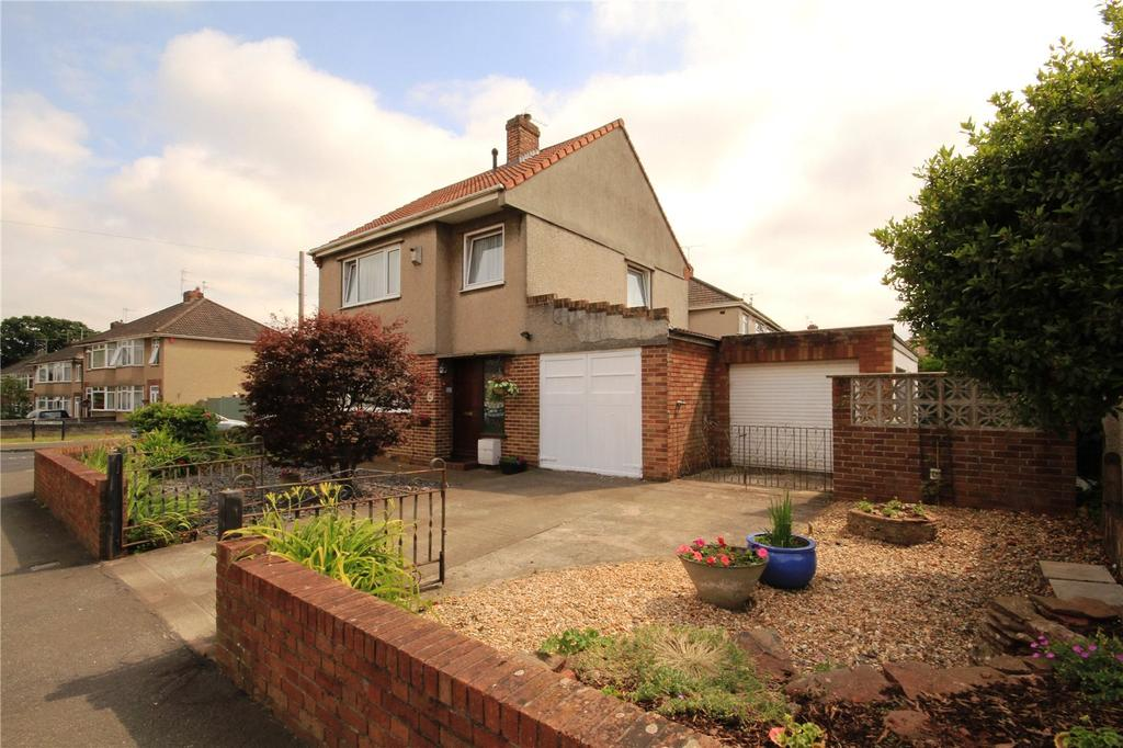 3 Bedrooms Detached House for sale in Quakers Road, Downend, Bristol, BS16