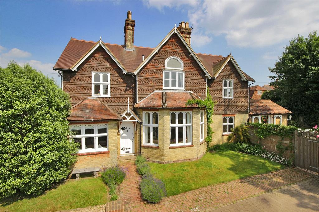 5 Bedrooms Detached House for sale in Church Lane, Frant, Tunbridge Wells, Kent, TN3