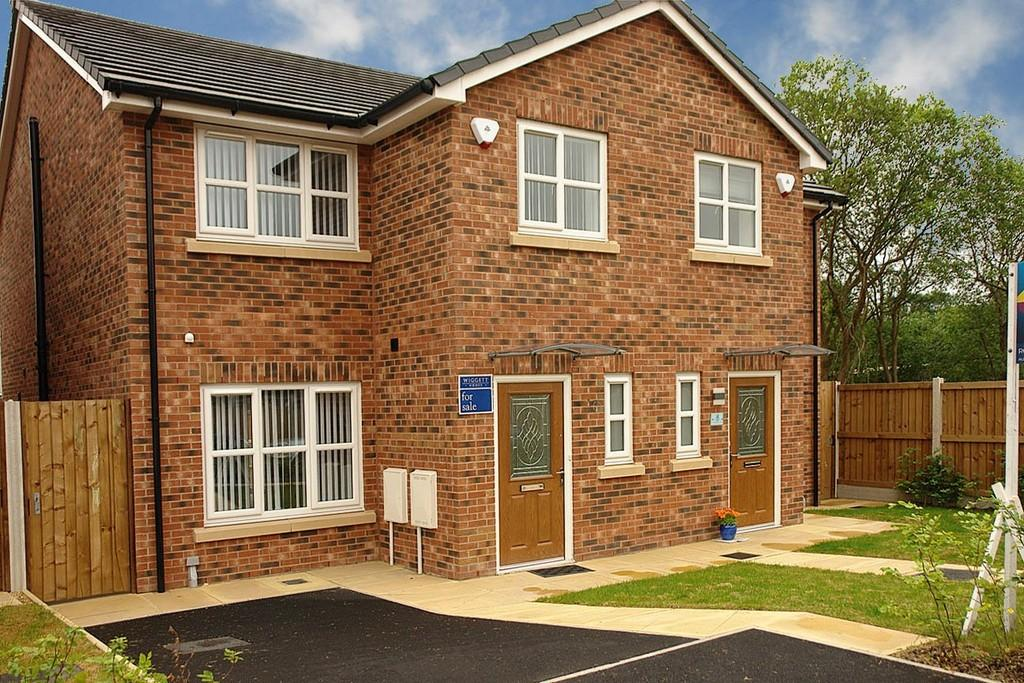 3 Bedrooms Semi Detached House for sale in 9 John Hogan Close, Royton