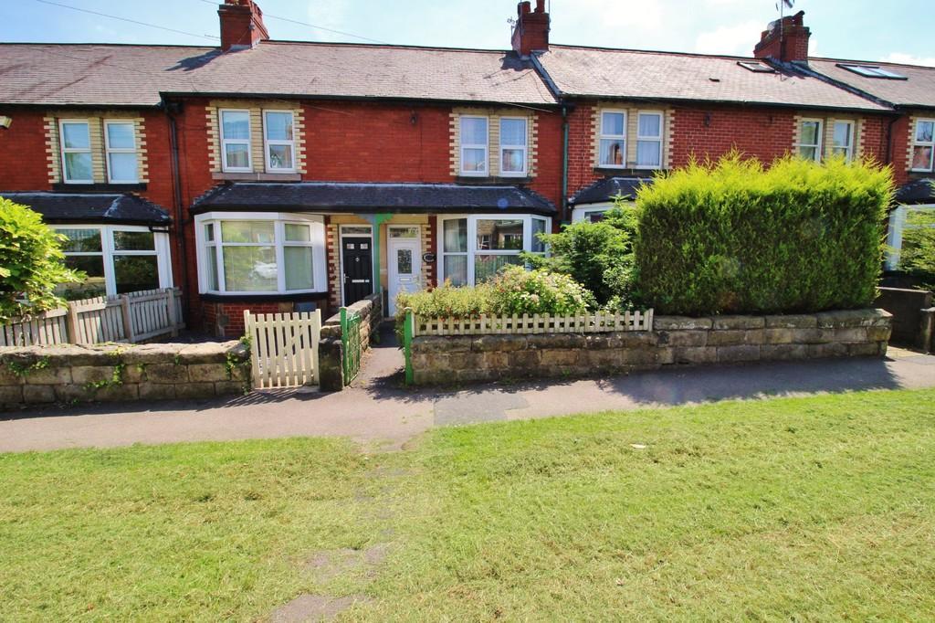 3 Bedrooms Terraced House for sale in Hookstone Road, Harrogate