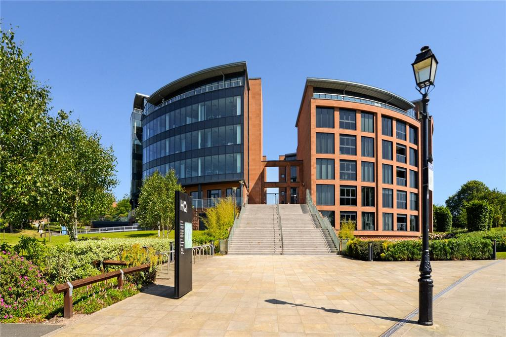 2 Bedrooms Flat for sale in Nuns Road, Chester, CH1