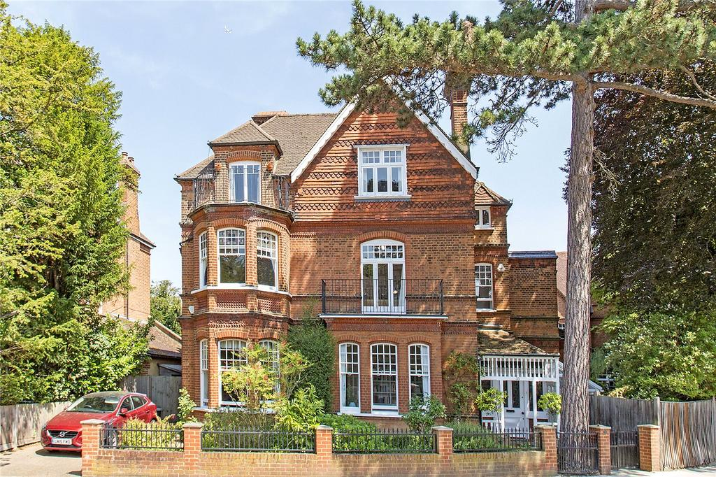 6 Bedrooms Detached House for sale in Strawberry Hill Road, Twickenham, TW1