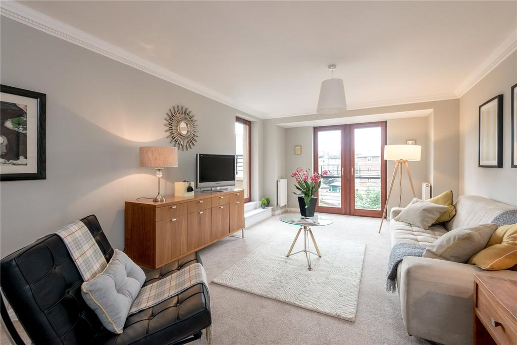 2 Bedrooms Flat for sale in 101B/1 St. Stephen Street, Stockbridge, Edinburgh, EH3