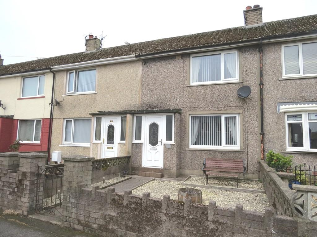 2 Bedrooms Terraced House for sale in Buttermere Avenue, Whitehaven, Cumbria