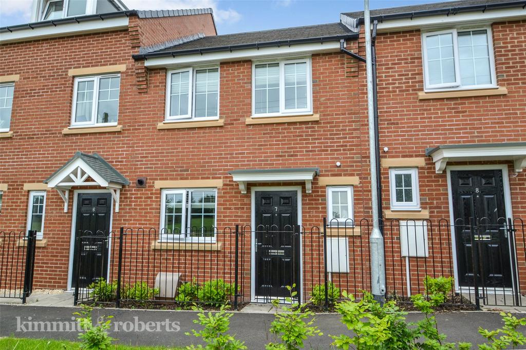 2 Bedrooms Terraced House for sale in Stuart Walk, Shotton Colliery, Co.Durham, DH6
